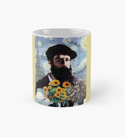 Claude Monet Mashed Mug