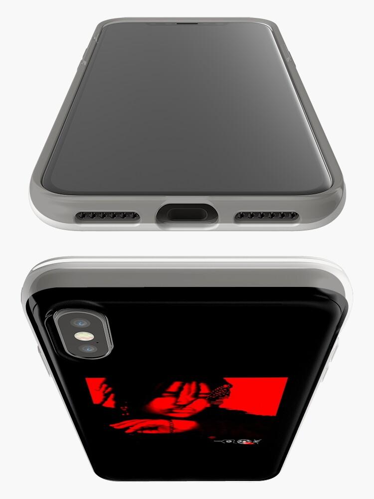 Alternative Ansicht von Eric North Defcon_6 Abdeckung iPhone-Hülle & Cover