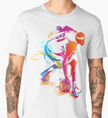 Easter gift wallets t shirts redbubble basketball player mens premium t shirt negle Choice Image
