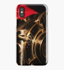 Scarlet a vintage Kodak Folding Camera retro art iPhone Case