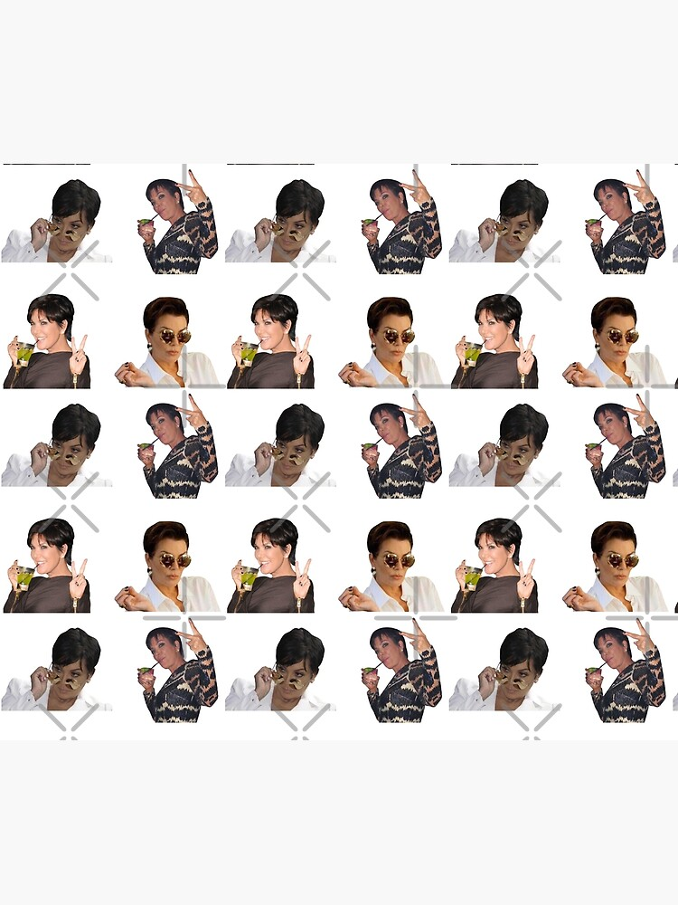 Kris jenner Stickers Pack by saracreates