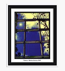 Window to Heaven #2 Photographic Print