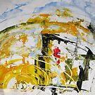 Smells Like Teen Spirit, Nirvana, Original painting by Dmitri Matkovsky