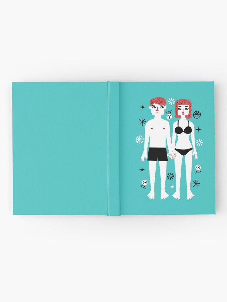 Alternate view of Beside You Hardcover Journal