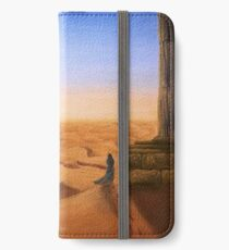 Lost in Time and Space iPhone Wallet/Case/Skin