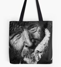 Years on the Face Tote Bag