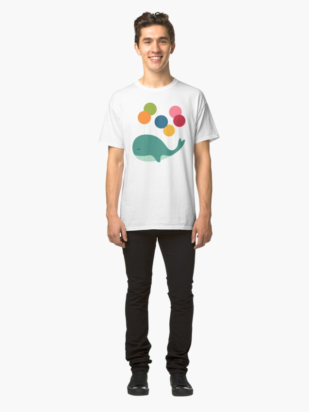 Alternate view of Dream Walker Classic T-Shirt