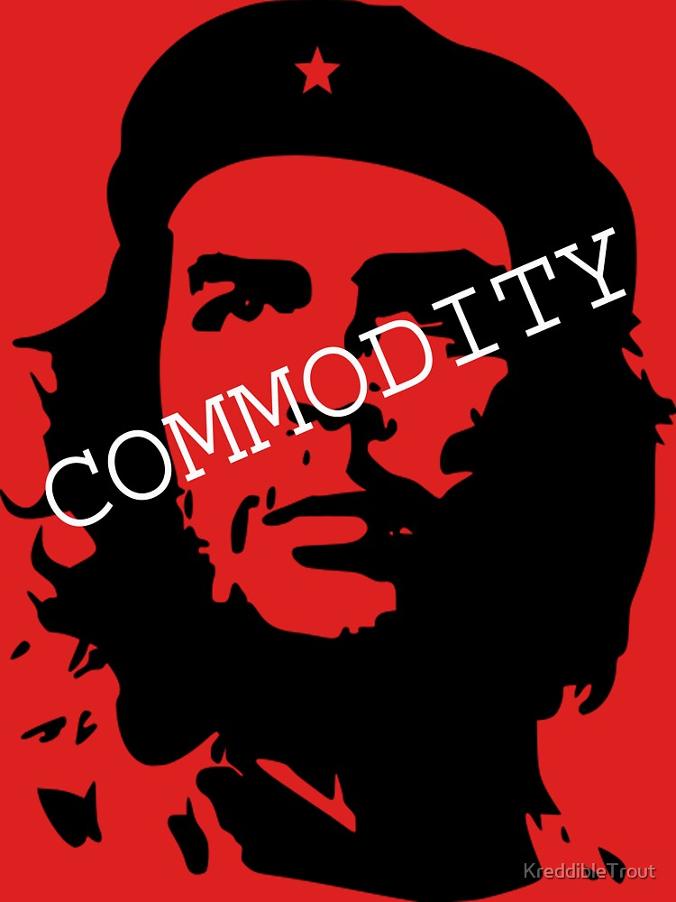 commodity  by KreddibleTrout
