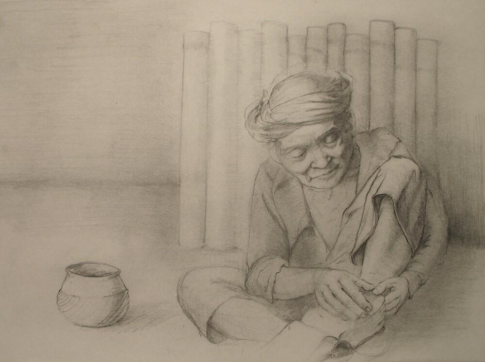 sketch book by scott myst