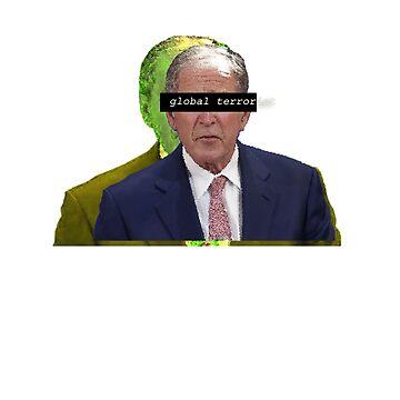 Bush Killer by razzmatazzy