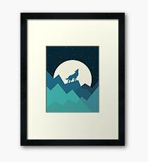 Keep The Wild In You Framed Print