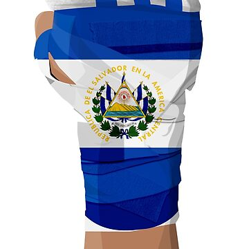 EL SALVADOR FIGHTING PRIDE  by cinimodfx