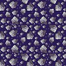 Amethyst chunks by chihuahuashower