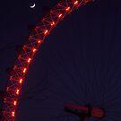 Quintessential London Night by George Parapadakis (monocotylidono)