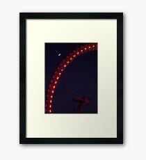 Quintessential London Night Framed Print