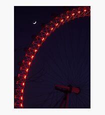 Quintessential London Night Photographic Print