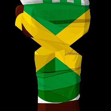 JAMAICA FIGHTING PRIDE by cinimodfx