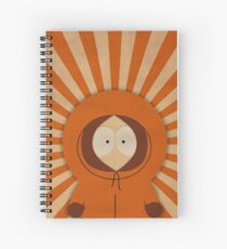 Kenny Spiral Notebook