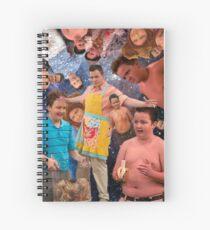 Cuaderno de espiral ¡GIBBY!