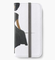 Coily Grace iPhone Wallet/Case/Skin