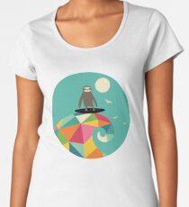 Surfs Up Women's Premium T-Shirt