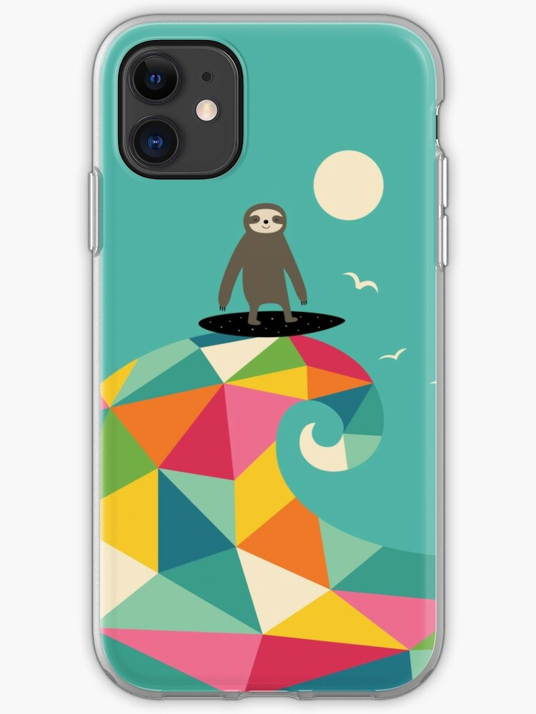 Surf's Up iPhone 11 case