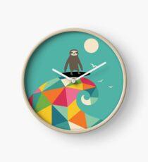 Surfs Up Clock