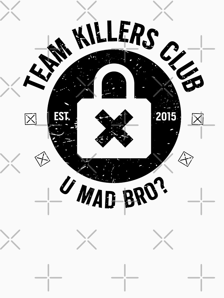 Team Killer Club (black) [Roufxis - RB] by RoufXis