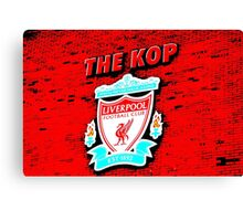 This is The Kop Canvas Print