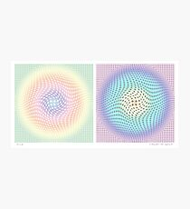 """Circles II"" Photographic Print"