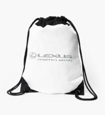 Lexus Drawstring Bag