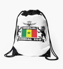 Les Lions Du Senegal Rucksackbeutel