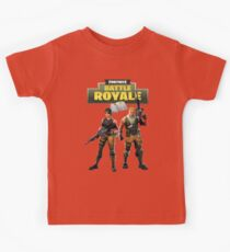 Battle Royale Fortnite Kids Tee