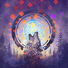 Howl at the Moon by Julie Dillon
