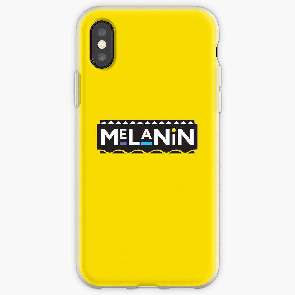 Melanin iPhone-Hülle & Cover