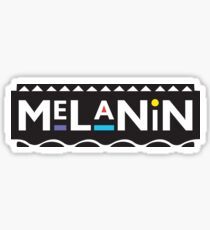 Melanin Sticker