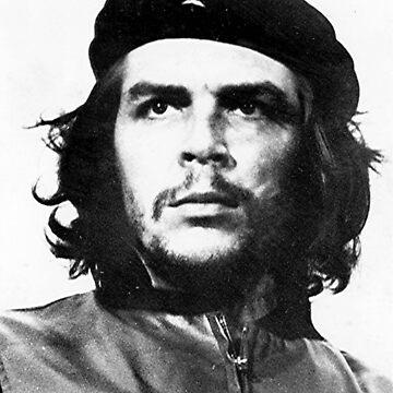 Ernesto Che Guevara by MizukageKira