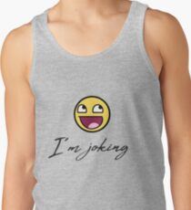 joke funyy friend frames Tank Top