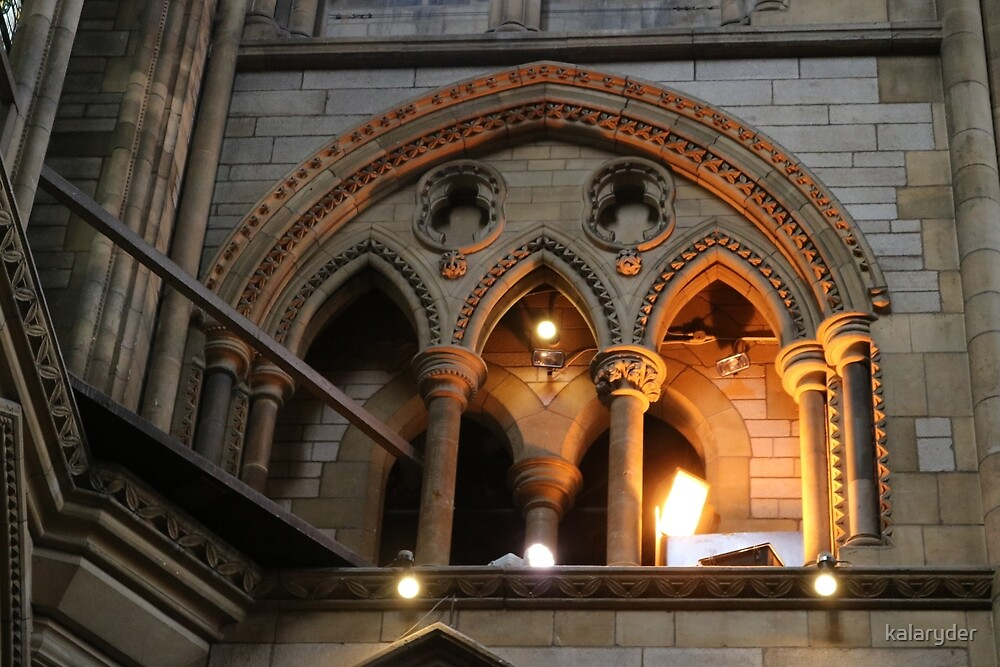An Arch in Truro by kalaryder