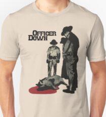 Officer Down Unisex T-Shirt