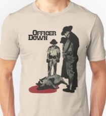 Officer Down T-Shirt
