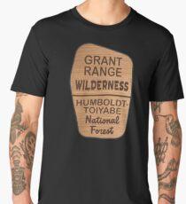 Grant Range Wilderness, Humboldt-Toiyabe National Forest Men's Premium T-Shirt