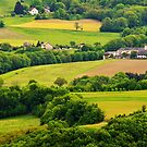 French countryside by Patrick Morand
