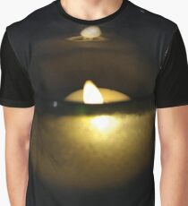 Night, tree,  Graphic T-Shirt
