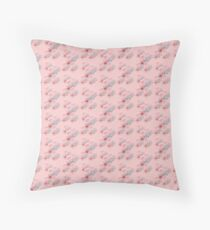 24 pink roses Floor Pillow