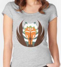 Ahsoka Tano Women's Fitted Scoop T-Shirt