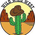 Wild Wild West  by bkidesigns