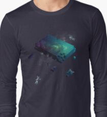 Constructing the Cosmos Long Sleeve T-Shirt