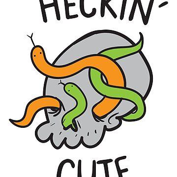 Heckin Cute by diosore