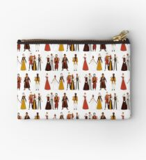 Natasha, Pierre, and the rest of the crew Studio Pouch